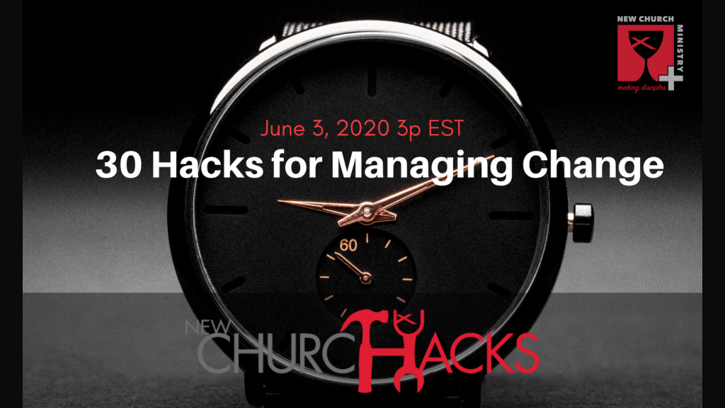 30 Hacks for Managing Change: Webinar