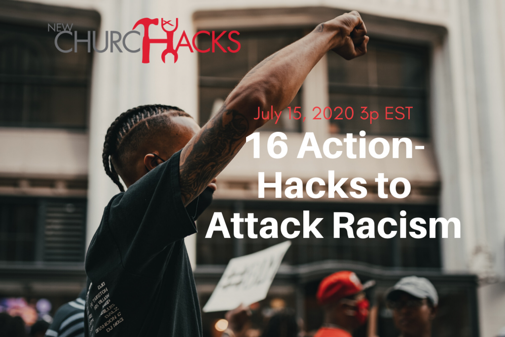 16 Actions-Hacks to Attack Racism: Webinar