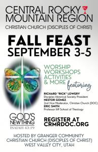 fall feast flyer