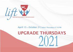 Upgrade Thursdays